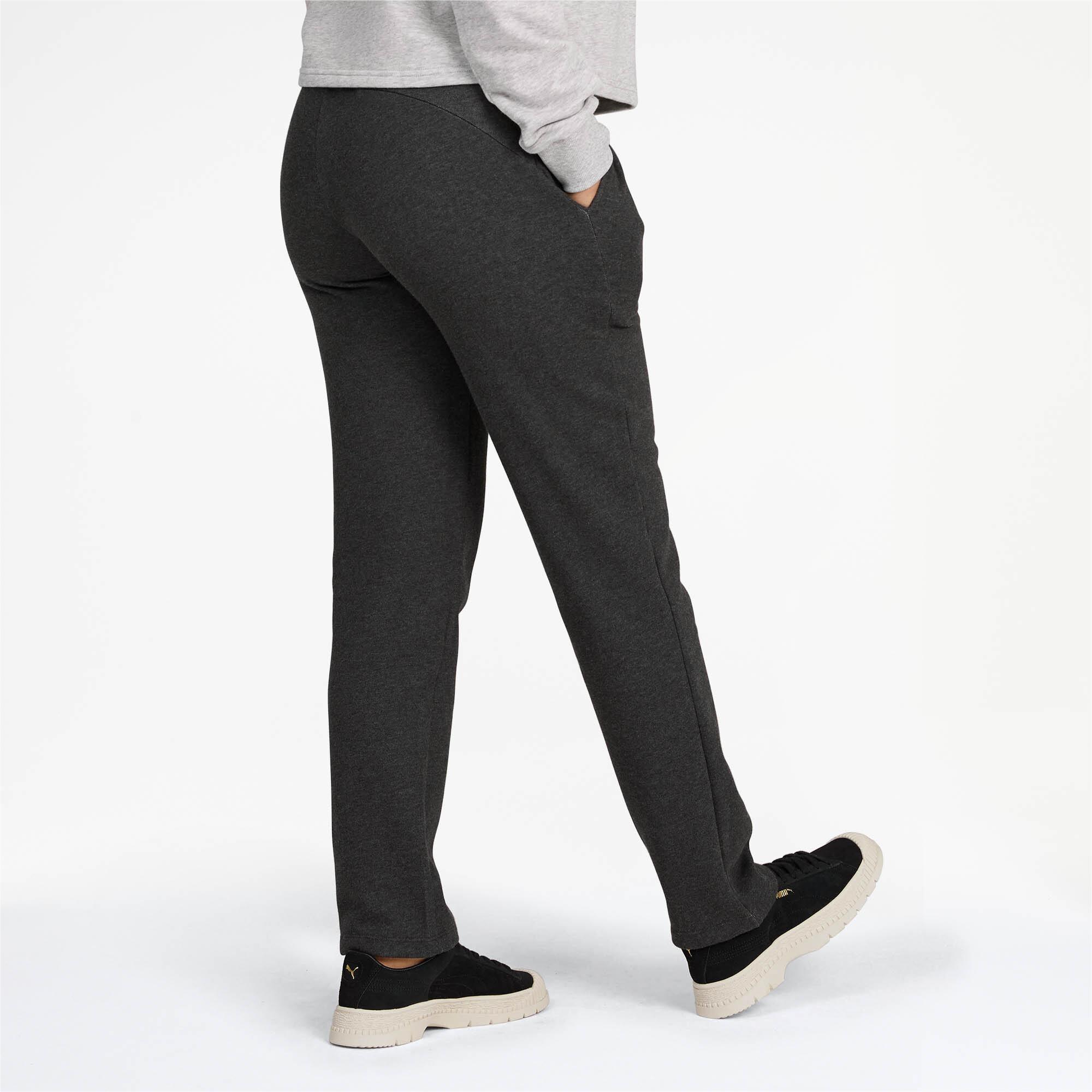 PUMA-Essentials-Fleece-Women-039-s-Knitted-Pants-Women-Knitted-Pants-Basics thumbnail 8