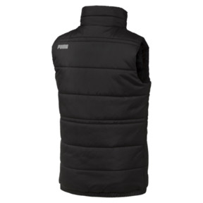 Thumbnail 2 of Girls' Padded Gilet, 01, medium