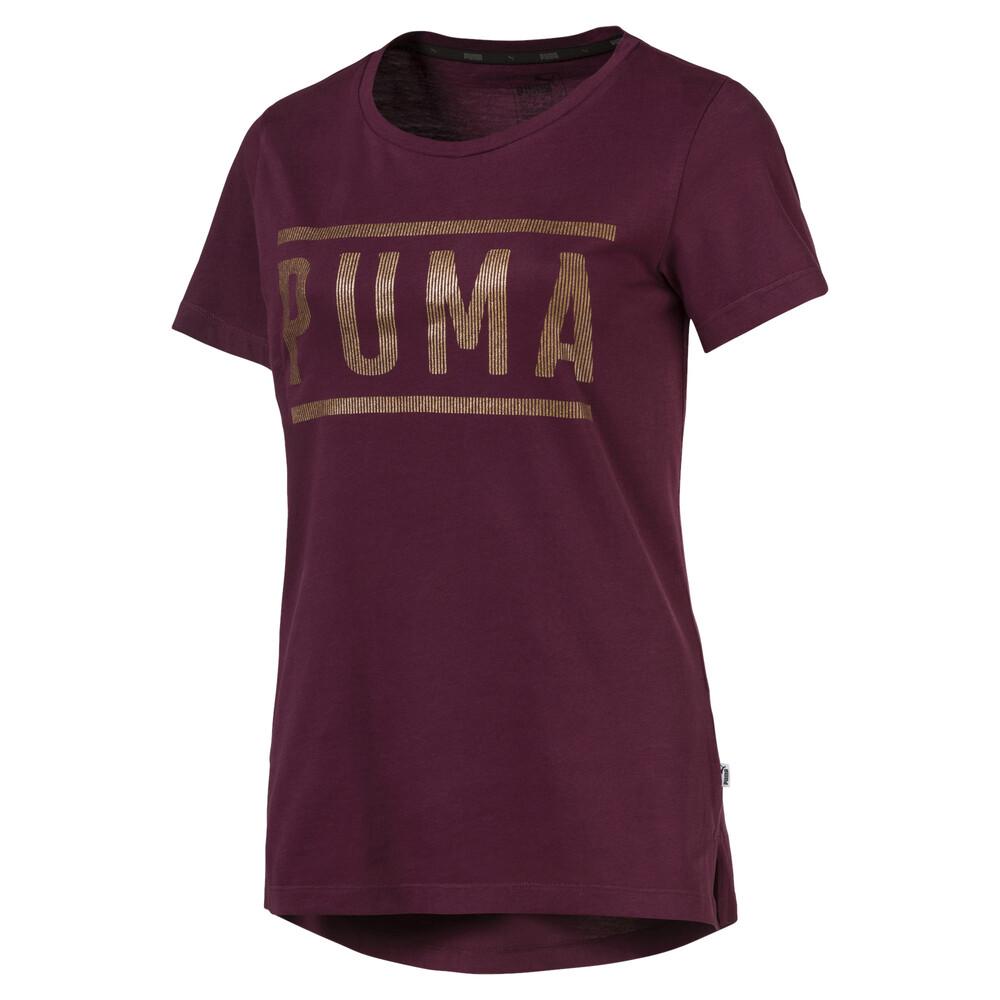 Image Puma Athletic Women's Tee #1