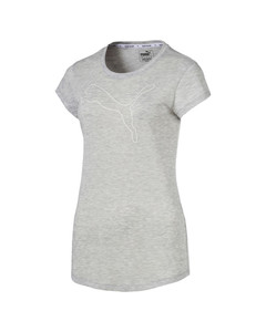 Image Puma Active Logo Women's Heather Tee