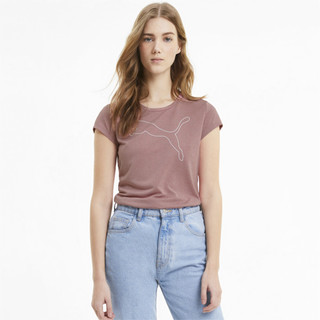 Image PUMA Camiseta Active Heather Feminina