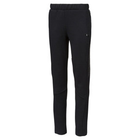 Thumbnail 1 of Evostripe Boys' Pants, Cotton Black, medium