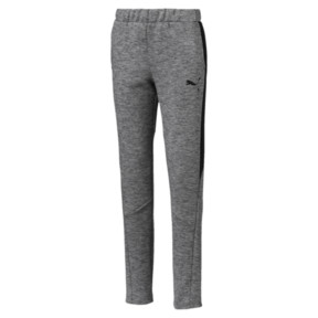 Thumbnail 1 of Evostripe Boys' Pants, Medium Gray Heather, medium