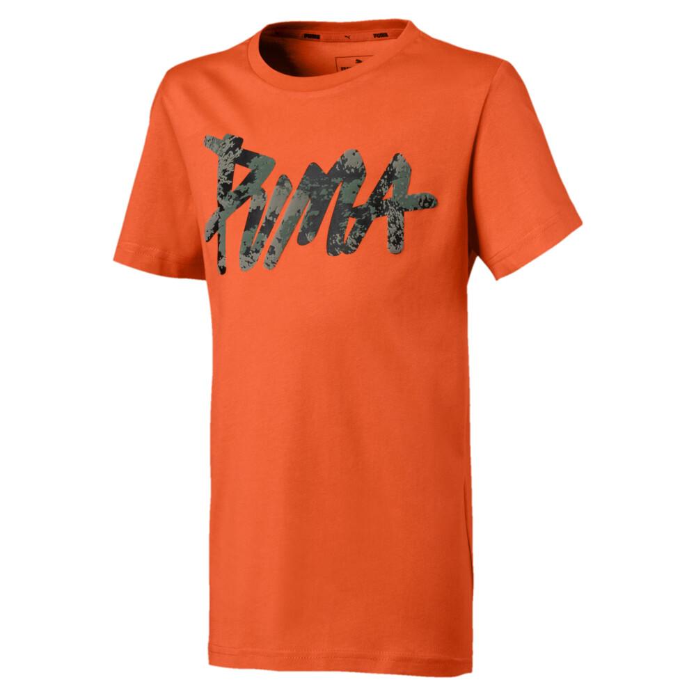 Image Puma Style Graphic Boys' Tee #1