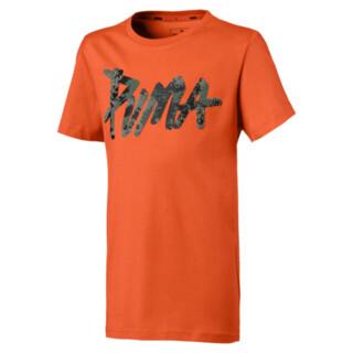Image Puma Style Graphic Boys' Tee