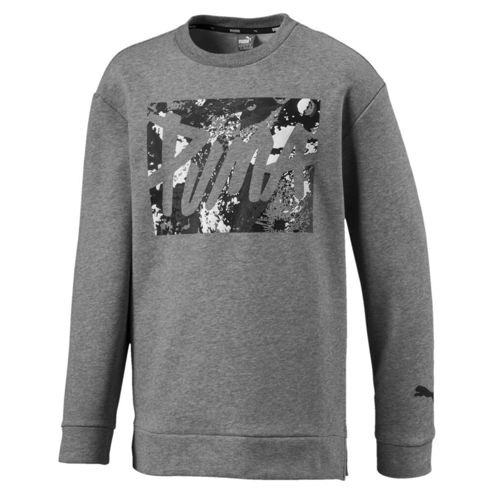 Image PUMA Style Boys' Sweater #1