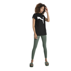 Thumbnail 5 of Damen Evostripe T-Shirt, Cotton Black, medium