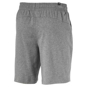 Thumbnail 2 of Short en jersey Essentials pour homme, Medium Gray Heather, medium