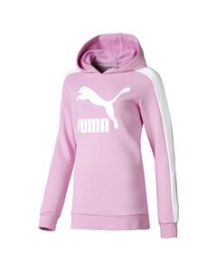 Image Puma Classics T7 Girls' Hoodie