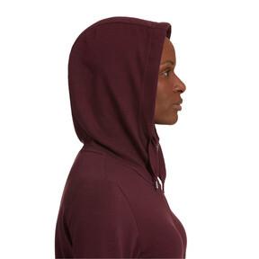 Thumbnail 4 of Modern Sport Women's Full Zip Hoodie, Fig, medium