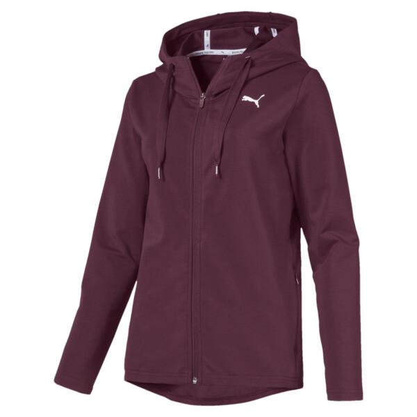 Modern Sport Women's Full Zip Hoodie