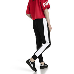 Thumbnail 3 of Modern Sport Damen Jogginghose, Cotton Black, medium