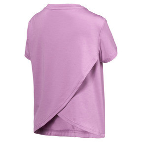 Thumbnail 3 of Soft Sport Women's T-Shirt, Orchid-heather, medium