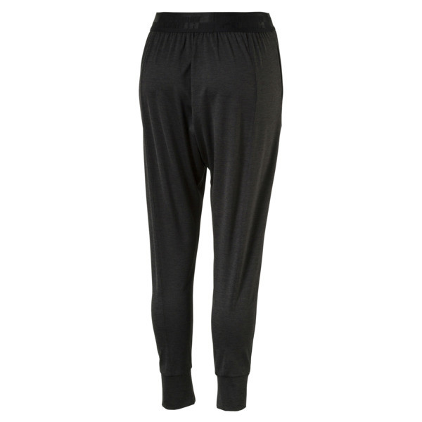 Soft Sport Women's Sweatpants, Puma Black-heather, large