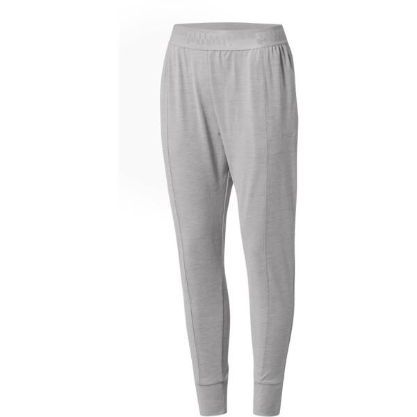Soft Sport Women's Sweatpants, Light Gray Heather, large