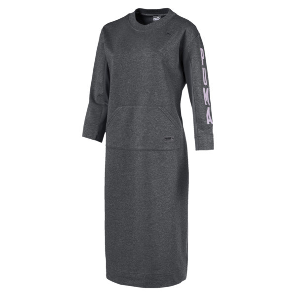 Fusion Women's Dress, Iron Gate Heather, large