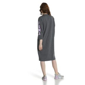 Thumbnail 3 of Fusion Women's Dress, Iron Gate Heather, medium