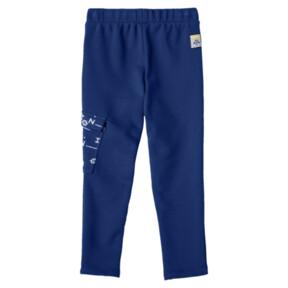 Thumbnail 2 of PUMA x MINIONS Boys' Pants JR, Sodalite Blue, medium