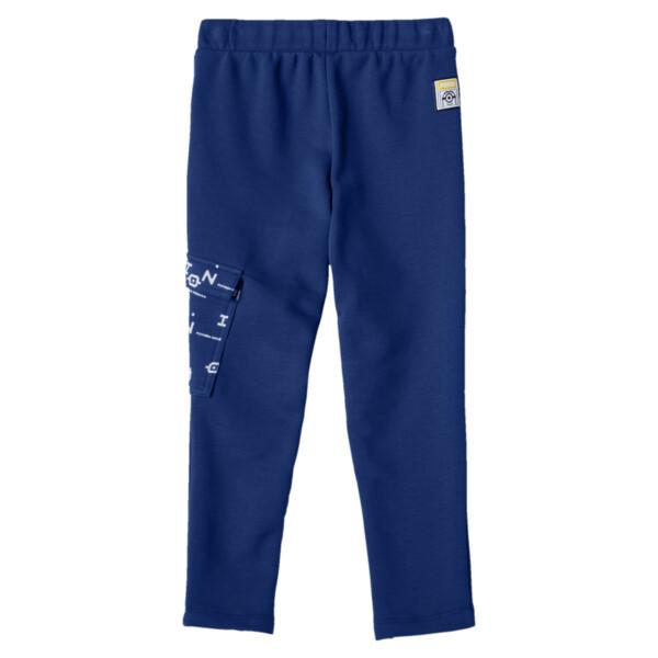 PUMA x MINIONS Boys' Pants, 27, large