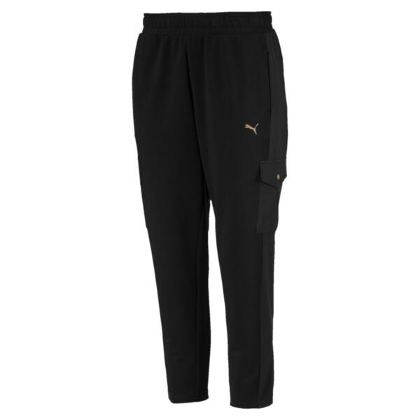 FUSION Pants, Cotton Black, large