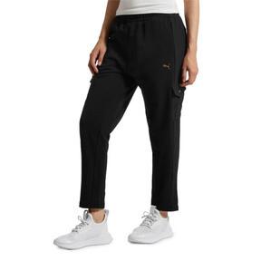 Thumbnail 2 of FUSION Pants, Cotton Black, medium