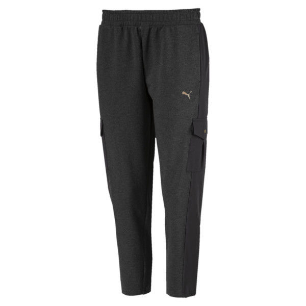 FUSION Pants, Dark Gray Heather, large