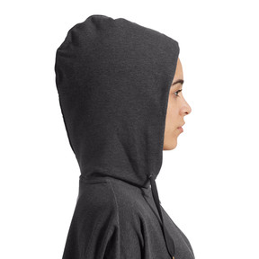 Thumbnail 3 of FUSION Full-Zip Hoodie, Dark Gray Heather, medium