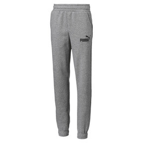 Thumbnail 1 of Essentials Boys' Sweatpants, Medium Gray Heather, medium
