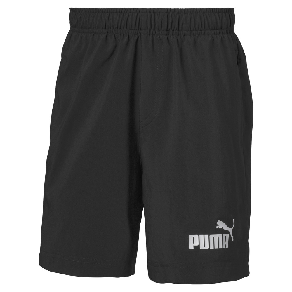 Image Puma Essentials Woven Boys' Training Shorts #1