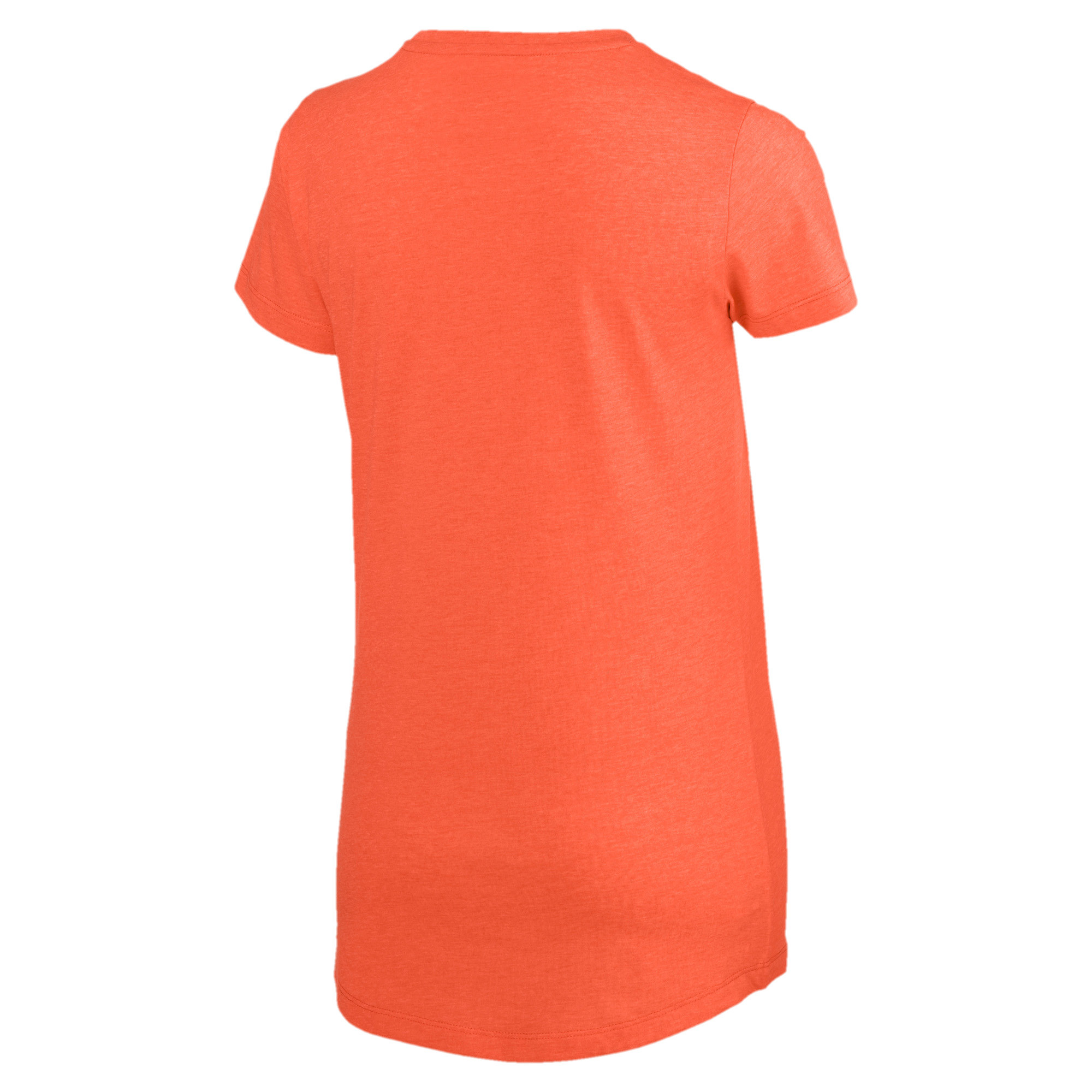 PUMA-Essentials-Women-039-s-Heather-Tee-Women-Tee-Basics thumbnail 55