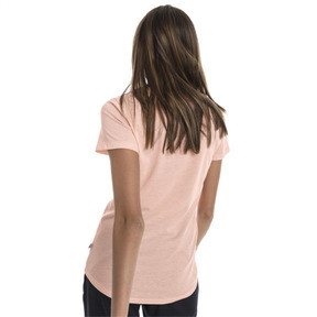 Thumbnail 2 of Essentials Heather Women's Tee, Peach Bud Heather, medium