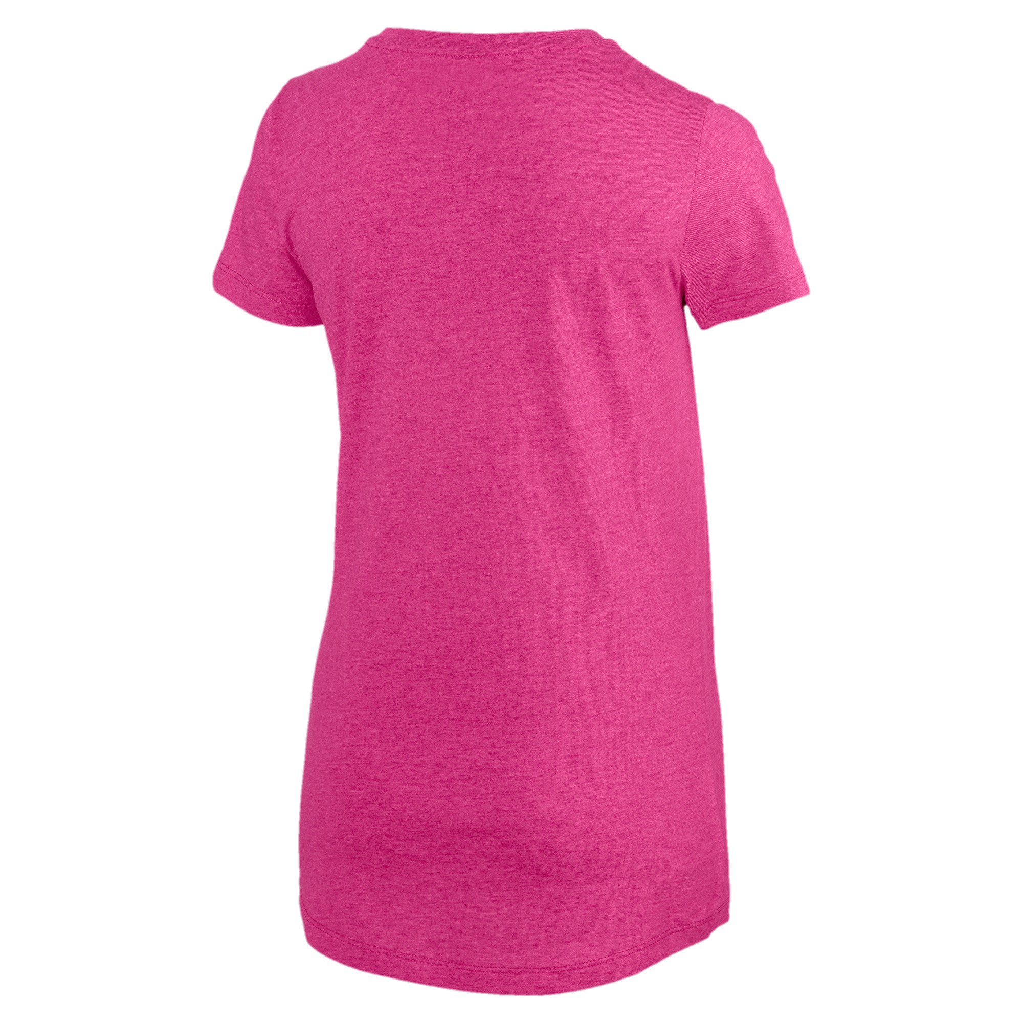 PUMA-Essentials-Women-039-s-Heather-Tee-Women-Tee-Basics thumbnail 6