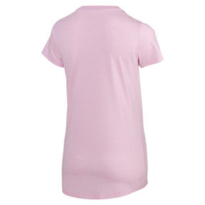 Thumbnail 5 of T-Shirt Essentials Heather pour femme, Pale Pink Heather, medium