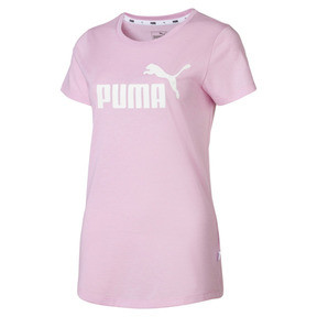 Thumbnail 4 of T-Shirt Essentials Heather pour femme, Pale Pink Heather, medium