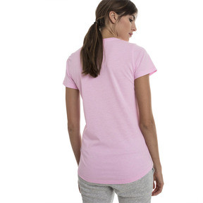 Thumbnail 2 of T-Shirt Essentials Heather pour femme, Pale Pink Heather, medium
