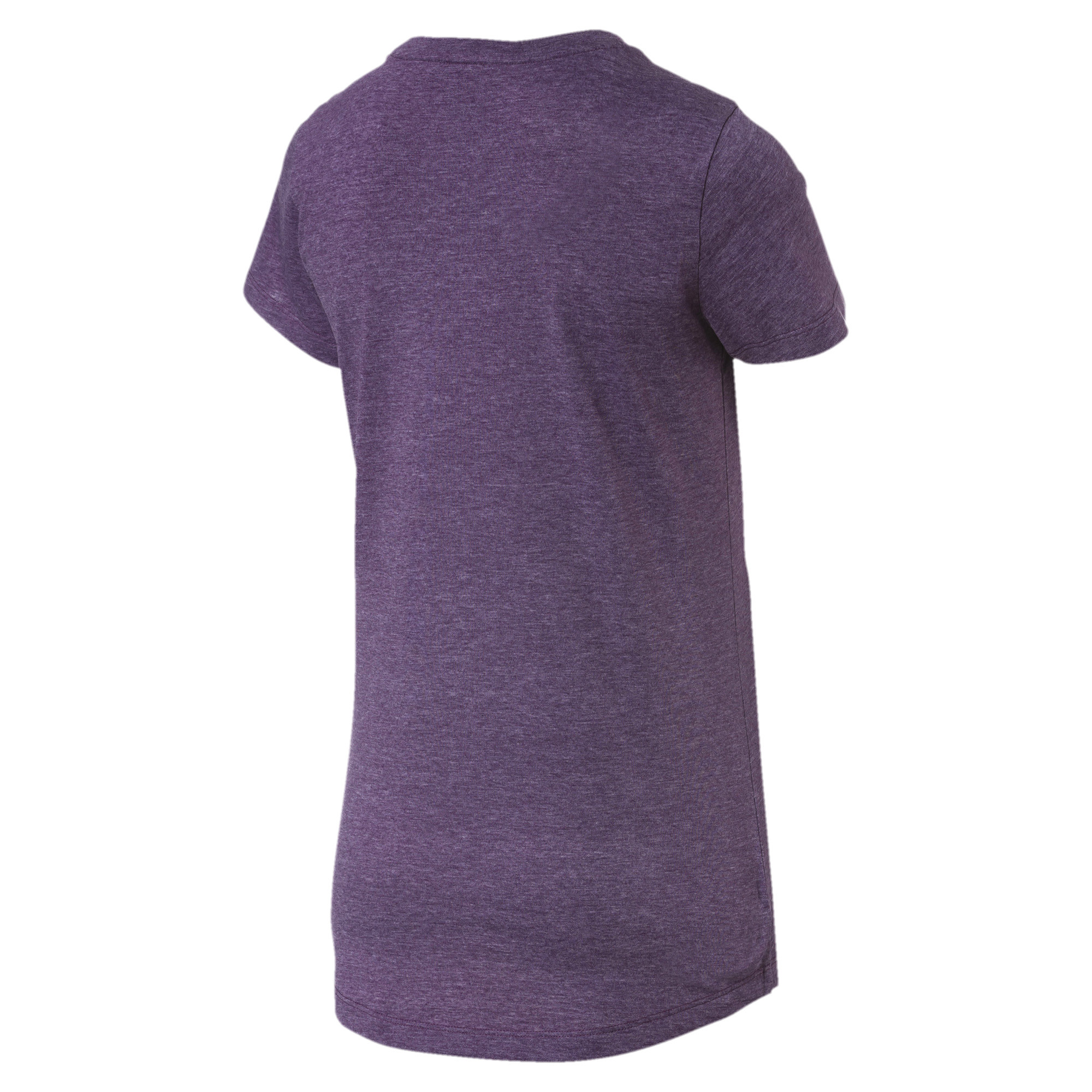 PUMA-Essentials-Women-039-s-Heather-Tee-Women-Tee-Basics thumbnail 17