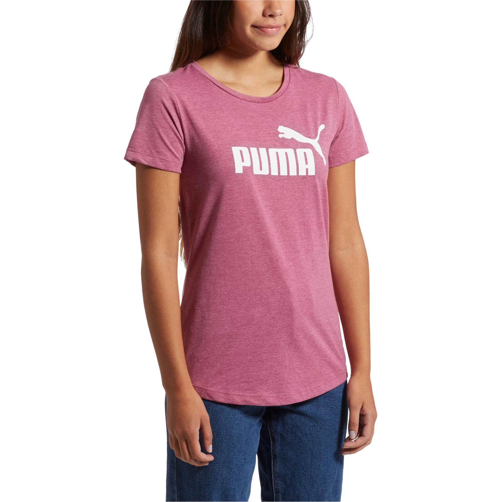 Image Puma Essentials Heather Women's Tee #1