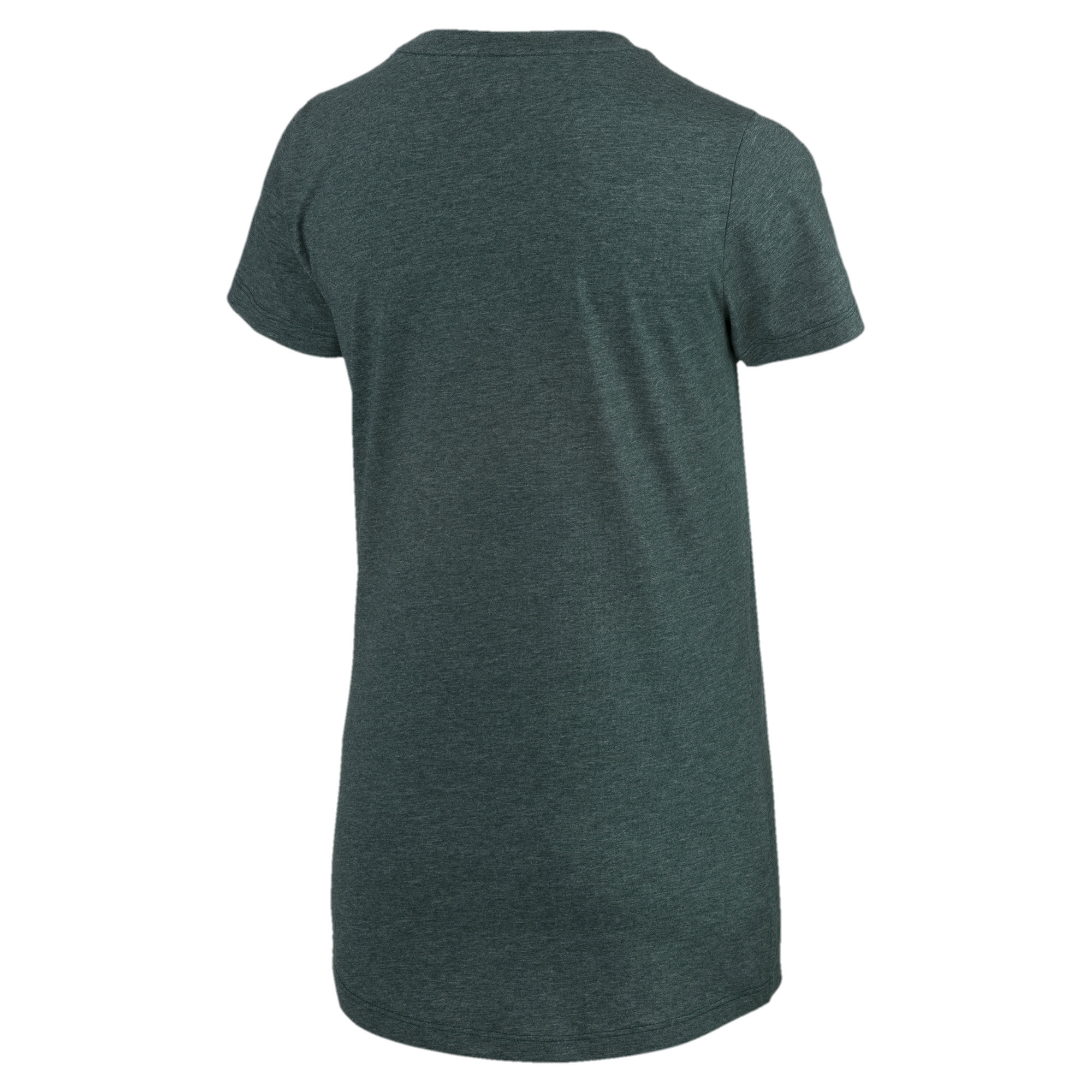PUMA-Essentials-Women-039-s-Heather-Tee-Women-Tee-Basics thumbnail 44