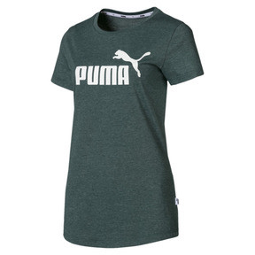 Thumbnail 1 of Essentials Heather Women's Tee, Ponderosa Pine Heather, medium