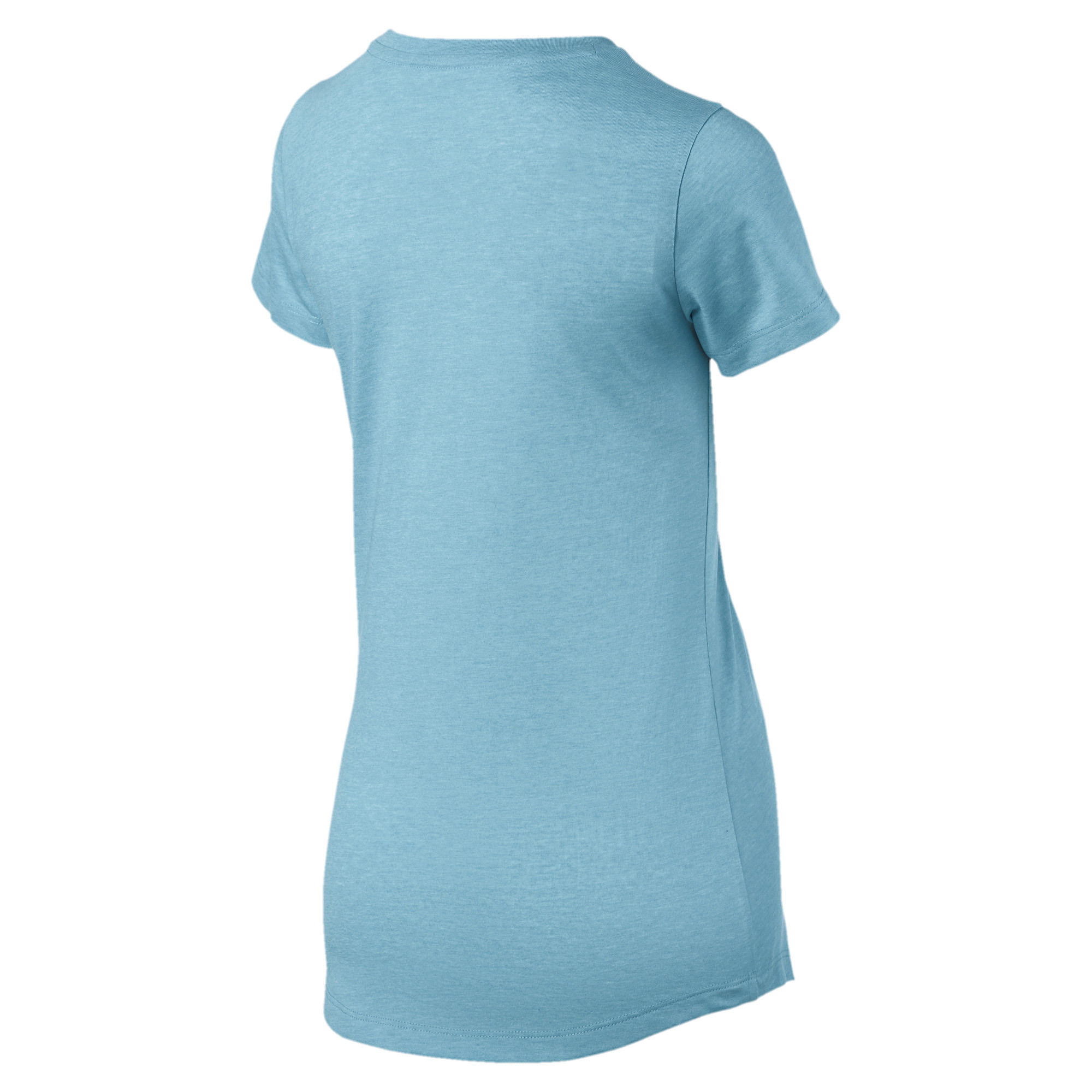 PUMA-Essentials-Women-039-s-Heather-Tee-Women-Tee-Basics thumbnail 18