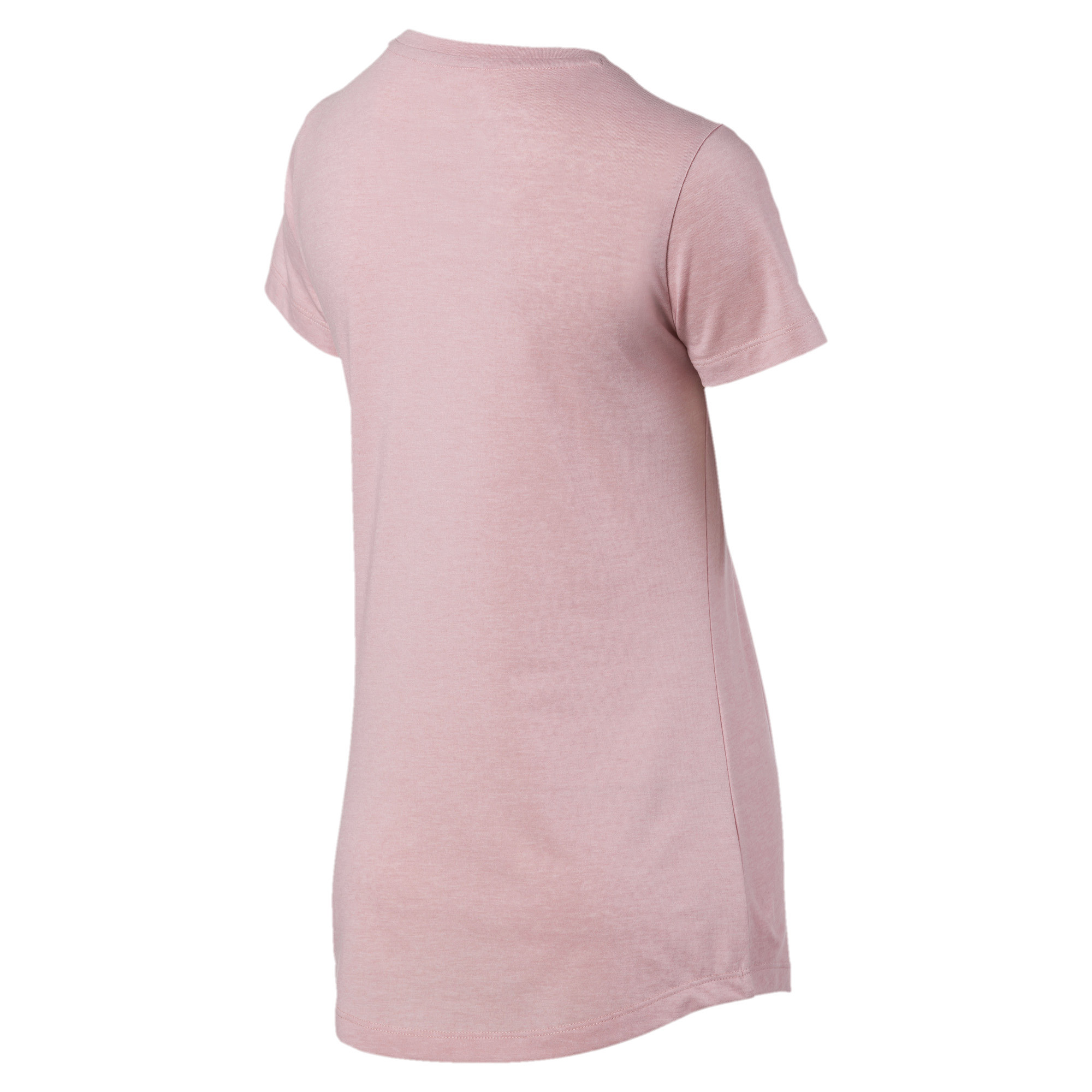 PUMA-Essentials-Women-039-s-Heather-Tee-Women-Tee-Basics thumbnail 3
