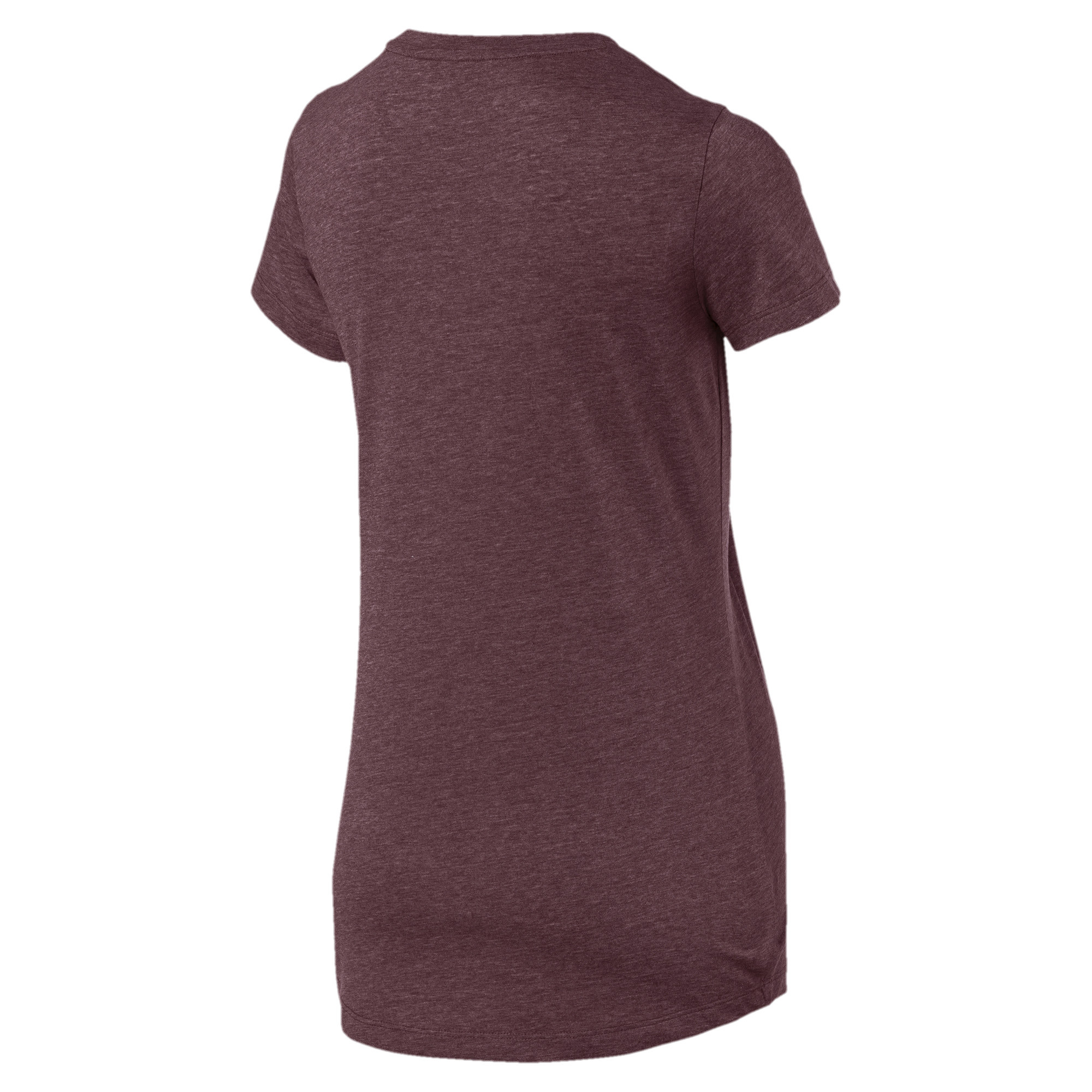 PUMA-Essentials-Women-039-s-Heather-Tee-Women-Tee-Basics thumbnail 8