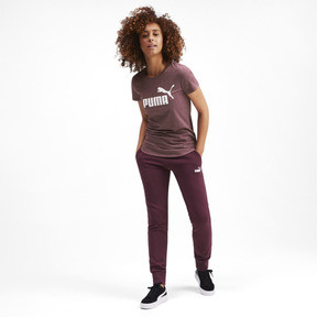 Miniatura 4 de Camsieta Essentials + Heather de mujer, Vineyard Wine, mediano