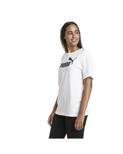 Image Puma Essentials Logo Women's Boyfriend T-Shirt