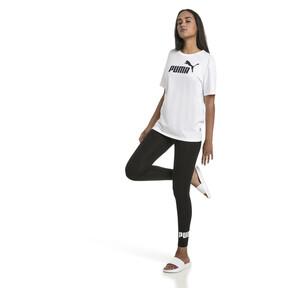 Thumbnail 3 of Women's Boyfriend Logo T-Shirt, Puma White, medium