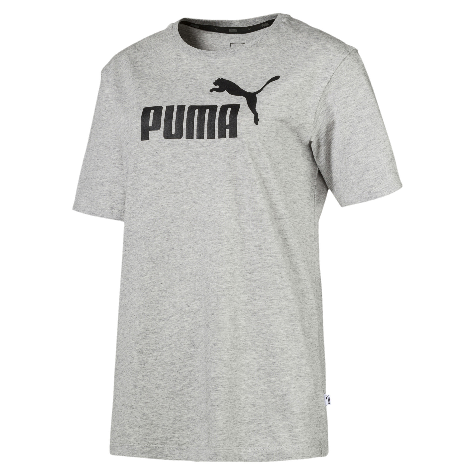 Image Puma Essentials Logo Women's Boyfriend T-Shirt #2