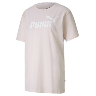 Image PUMA Essentials Logo Women's Boyfriend T-Shirt