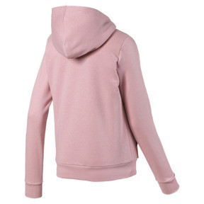 Thumbnail 5 of Essentials + Sherpa Women's Hooded Jacket, Bridal Rose, medium