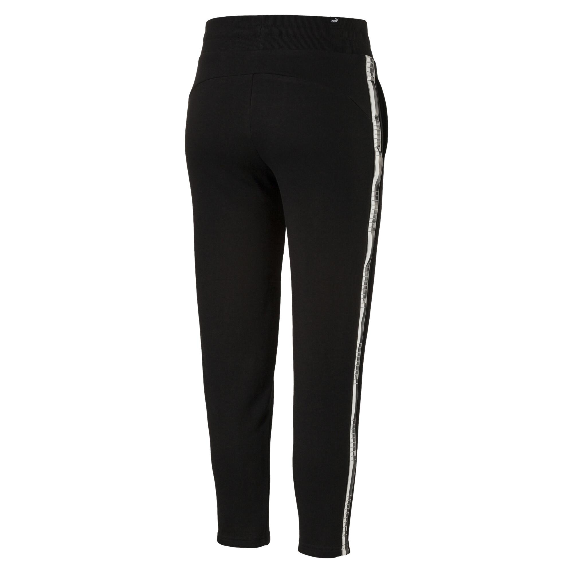 71111f6d36 PUMA Tape Women's Pants Women Knitted Pants Basics | eBay
