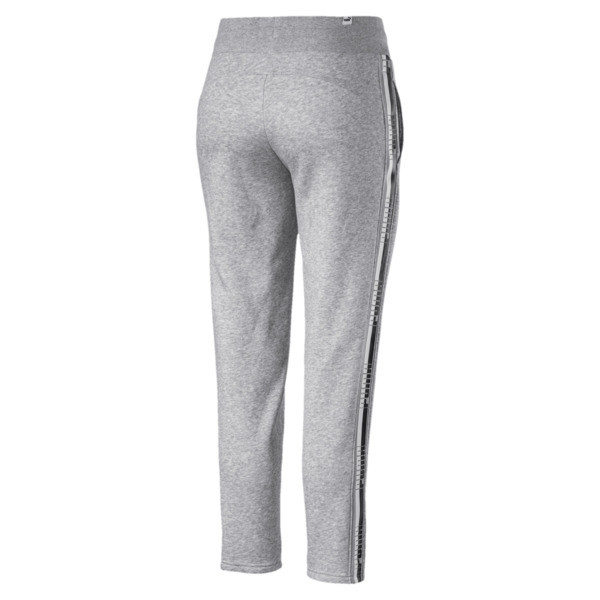 Tape Women's Pants, Light Gray Heather, large